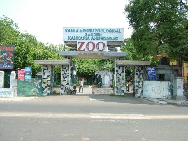 Kamala Nehru Zoo